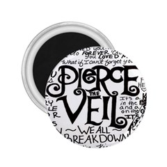 Pierce The Veil 2 25  Magnets