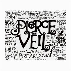 Pierce The Veil Small Glasses Cloth
