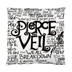 Pierce The Veil Standard Cushion Case (two Sides)