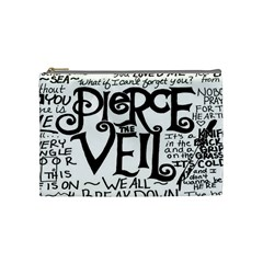 Pierce The Veil Cosmetic Bag (medium)