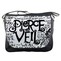 Pierce The Veil Messenger Bags