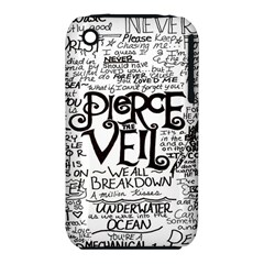 Pierce The Veil Iphone 3s/3gs