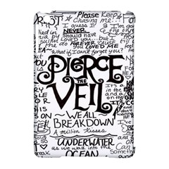 Pierce The Veil Apple Ipad Mini Hardshell Case (compatible With Smart Cover) by Samandel