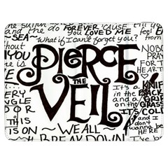 Pierce The Veil Samsung Galaxy Tab 7  P1000 Flip Case