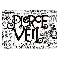Pierce The Veil Samsung Galaxy Tab 8 9  P7300 Flip Case by Samandel