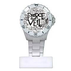 Pierce The Veil Plastic Nurses Watch by Samandel