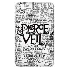Pierce The Veil Samsung Galaxy Tab Pro 8 4 Hardshell Case by Samandel