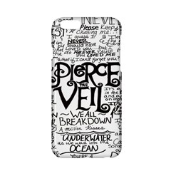 Pierce The Veil Apple Iphone 6/6s Hardshell Case