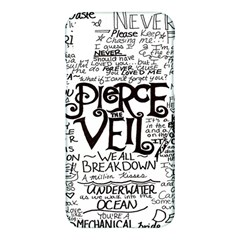 Pierce The Veil Apple Iphone X Hardshell Case by Samandel