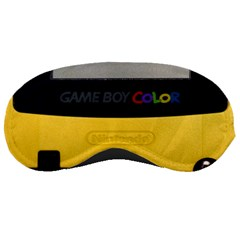 Game Boy Color Yellow Sleeping Masks