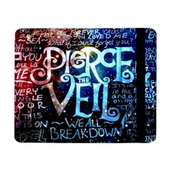 Pierce The Veil Quote Galaxy Nebula Samsung Galaxy Tab Pro 8 4  Flip Case by Samandel