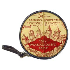 Marauders Map Classic 20 Cd Wallets