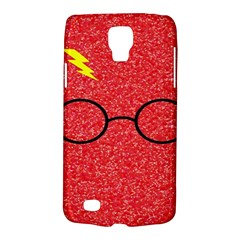 Glasses And Lightning Glitter Galaxy S4 Active