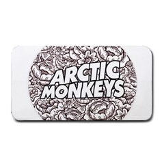 Artic Monkeys Flower Circle Medium Bar Mats