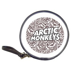 Artic Monkeys Flower Circle Classic 20 Cd Wallets