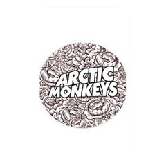 Artic Monkeys Flower Circle Memory Card Reader