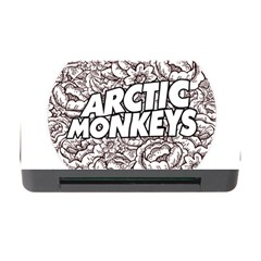Artic Monkeys Flower Circle Memory Card Reader With Cf
