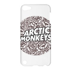 Artic Monkeys Flower Circle Apple Ipod Touch 5 Hardshell Case