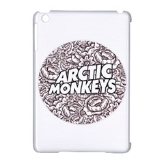 Artic Monkeys Flower Circle Apple Ipad Mini Hardshell Case (compatible With Smart Cover)