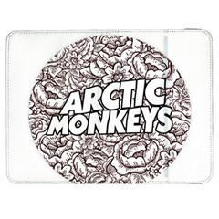Artic Monkeys Flower Circle Samsung Galaxy Tab 7  P1000 Flip Case by Samandel