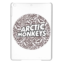 Artic Monkeys Flower Circle Ipad Air Hardshell Cases