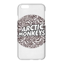 Arctic Monkeys Flower Circle Apple Iphone 6 Plus/6s Plus Hardshell Case