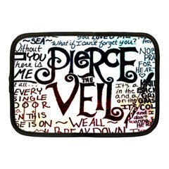 Pierce The Veil Galaxy Netbook Case (medium)