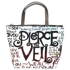 Pierce The Veil Galaxy Bucket Bags