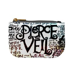 Pierce The Veil Galaxy Mini Coin Purses