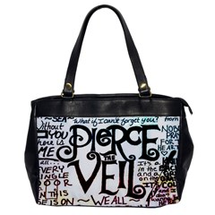 Pierce The Veil Galaxy Office Handbags