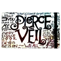 Pierce The Veil Galaxy Apple Ipad 2 Flip Case