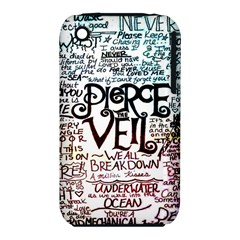 Pierce The Veil Galaxy Iphone 3s/3gs by Samandel