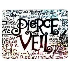 Pierce The Veil Galaxy Samsung Galaxy Tab 7  P1000 Flip Case by Samandel