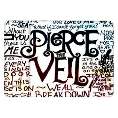 Pierce The Veil Galaxy Samsung Galaxy Tab 8 9  P7300 Flip Case by Samandel
