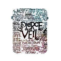 Pierce The Veil Galaxy Apple Ipad 2/3/4 Protective Soft Cases