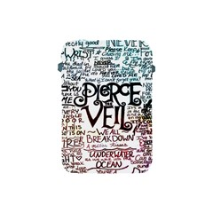 Pierce The Veil Galaxy Apple Ipad Mini Protective Soft Cases by Samandel