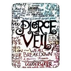 Pierce The Veil Galaxy Samsung Galaxy Tab 3 (10 1 ) P5200 Hardshell Case