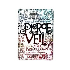 Pierce The Veil Galaxy Ipad Mini 2 Hardshell Cases by Samandel