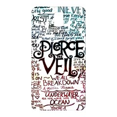 Pierce The Veil Galaxy Samsung Galaxy Note 3 N9005 Hardshell Back Case