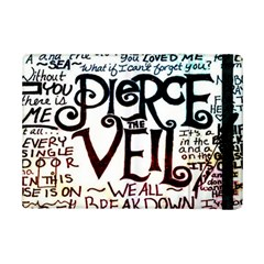 Pierce The Veil Galaxy Ipad Mini 2 Flip Cases by Samandel