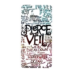Pierce The Veil Galaxy Samsung Galaxy Alpha Hardshell Back Case by Samandel