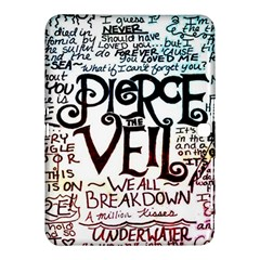 Pierce The Veil Galaxy Samsung Galaxy Tab 4 (10 1 ) Hardshell Case  by Samandel