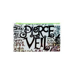 Pierce The Veil Galaxy Cosmetic Bag (xs)