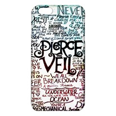 Pierce The Veil Galaxy Iphone 6 Plus/6s Plus Tpu Case by Samandel