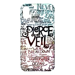 Pierce The Veil Galaxy Apple Iphone X Hardshell Case