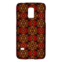Colorful Ornate Pattern Design Galaxy S5 Mini by dflcprints