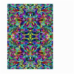 Colorful 17 Large Garden Flag (two Sides) by ArtworkByPatrick