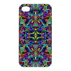 Colorful 17 Apple Iphone 4/4s Premium Hardshell Case by ArtworkByPatrick