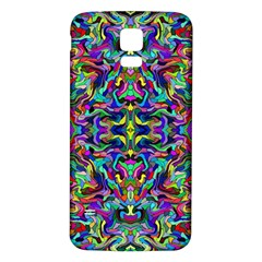 Colorful 17 Samsung Galaxy S5 Back Case (white) by ArtworkByPatrick