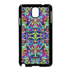 Colorful 17 Samsung Galaxy Note 3 Neo Hardshell Case (black)